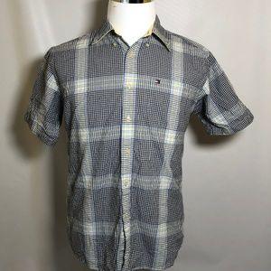 Tommy Hilfiger XL X-Large Boys' Shirt Button Down